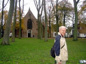 Douwe Tiemersma in Brugge - Begijnhof